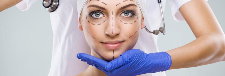 de chirurgie esthétique paupières